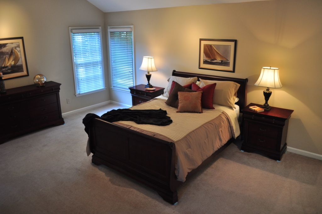 Selling your marietta home does staging matter marietta carpet cleaning blog Master bedroom home staging