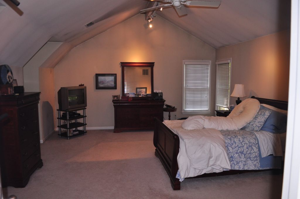Does staging an atlanta home increase chances of a sale pictures Master bedroom home staging