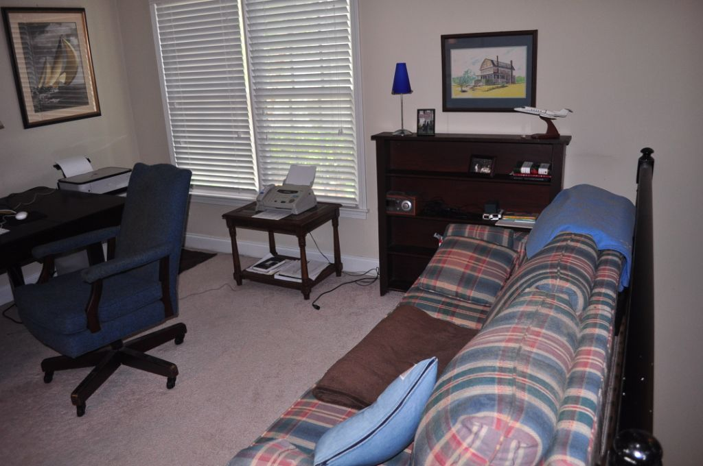 Picture Of Home Office Before Staging By Michelle Yackel