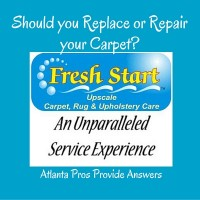 Should You Get a New Carpet or Opt for Carpet Repair? Atlanta Pros Provide Answers
