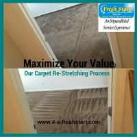 Maximize Value With Our Process for Carpet Re-stretching – Atlanta